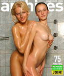 Elina And Vita in Showering - Part 2 gallery from HEGRE-ARCHIVES by Petter Hegre