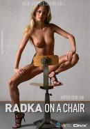 Radka - #114 - On A Chair