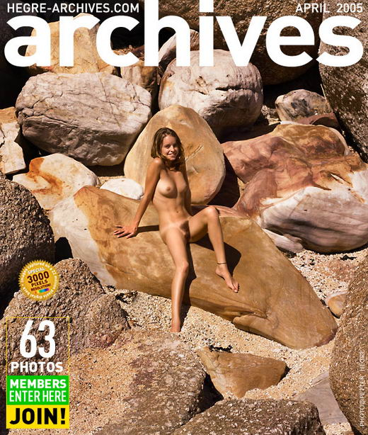 Sian - `Nudity Rocks` - by Petter Hegre for HEGRE-ARCHIVES