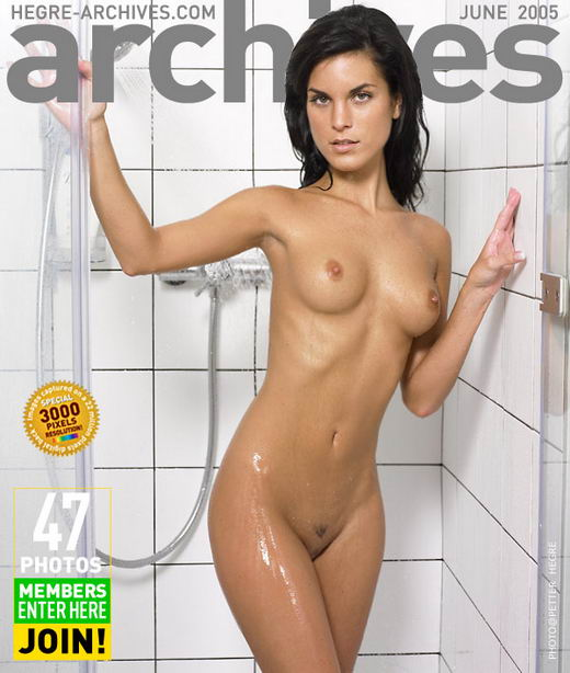 Mirta in Showering gallery from HEGRE-ARCHIVES by Petter Hegre