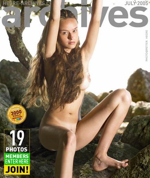 Gislane in Nude In Nature gallery from HEGRE-ARCHIVES by Petter Hegre