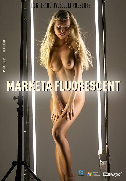 Marketa - `#147 - Fluorescent` - by Petter Hegre for HEGRE-ARCHIVES