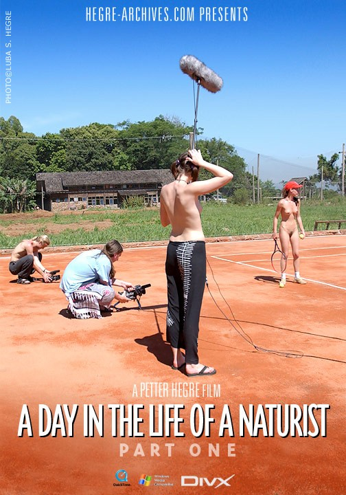 Carina - `#159 - A Day In The Life Of A Naturist - Part 1` - by Petter Hegre for HEGRE-ARCHIVES
