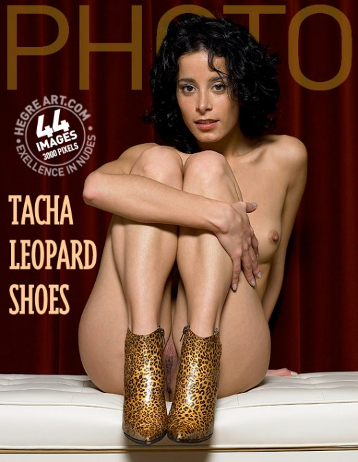 Tacha - `Leopard Shoes` - by Petter Hegre for HEGRE-ARCHIVES