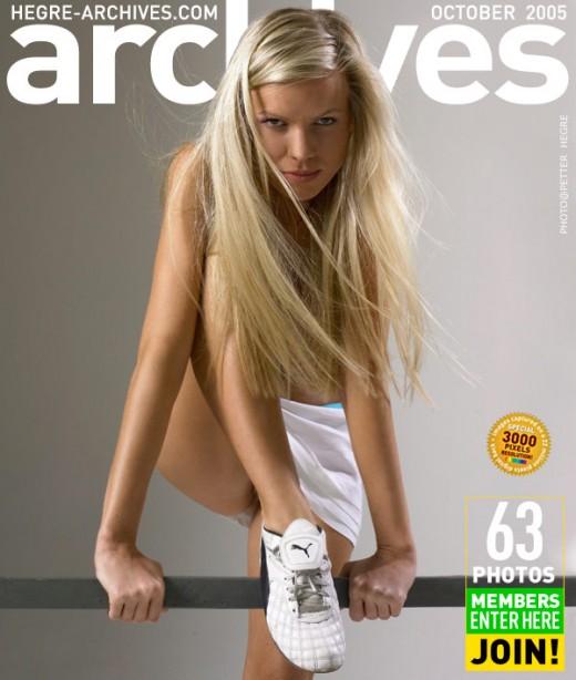 Marketa - `Sporty` - by Petter Hegre for HEGRE-ARCHIVES