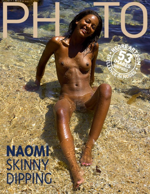 Naomi - `Skinny Dipping` - by Petter Hegre for HEGRE-ARCHIVES