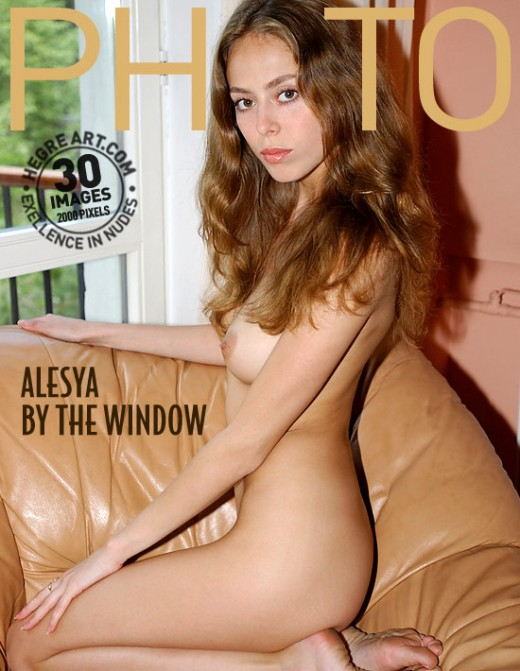 Alesya - `By The Window` - by Petter Hegre for HEGRE-ARCHIVES