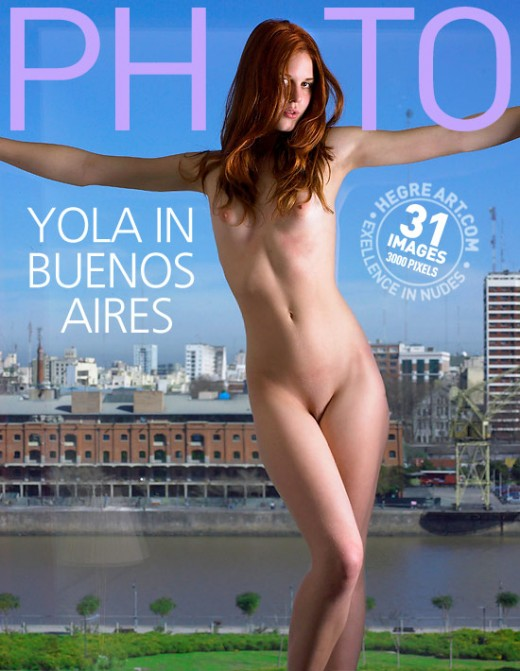 Yola - `Buenos Aires` - by Petter Hegre for HEGRE-ARCHIVES