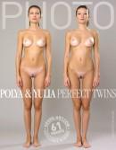 Polya & Yulia - Perfect Twins