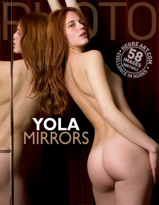 Yola - `Mirrors` - by Petter Hegre for HEGRE-ARCHIVES