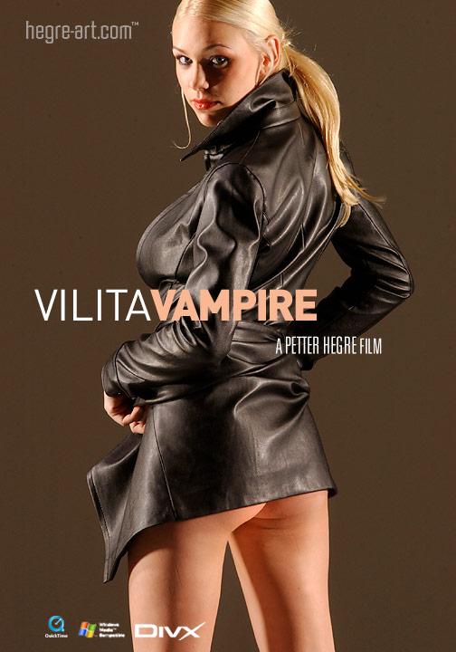 Vilita - `#10 - Vilita Vampira` - by Petter Hegre for HEGRE-ART VIDEO