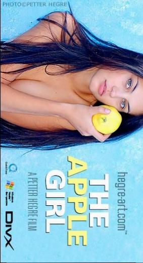 Tatiana - `#13 - The Apple Girl` - by Petter Hegre for HEGRE-ART VIDEO