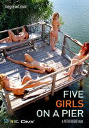 #15 - Five Girls on a Pier