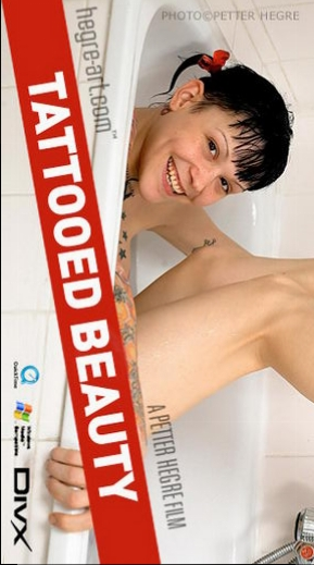Lza - `#53 - Tattooed Beauty` - by Petter Hegre for HEGRE-ART VIDEO