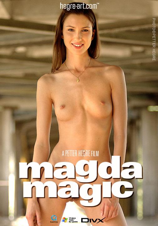 Magda - `#54 - Magic` - by Petter Hegre for HEGRE-ART VIDEO