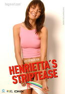 Henrietta - #58 - Striptease