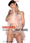 Lza in #59 - Dressed in tattoos video from HEGRE-ART VIDEO by Petter Hegre