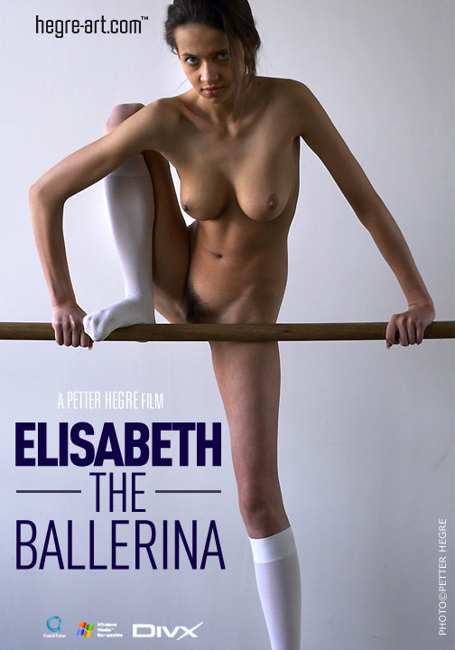 Elisabeth - `#63 - The Ballerina` - by Petter Hegre for HEGRE-ART VIDEO