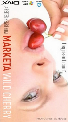 Marketa - `#64 - Wild Cherry` - by Petter Hegre for HEGRE-ART VIDEO