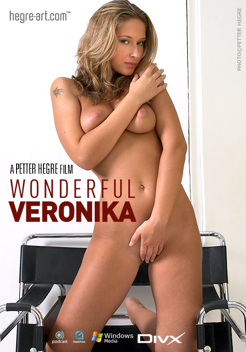 Veronika - `#67 - Wonderful Veronika` - by Petter Hegre for HEGRE-ART VIDEO