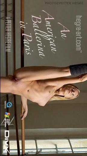 Annette - `#70 - An American Ballerina in Paris` - by Petter Hegre for HEGRE-ART VIDEO