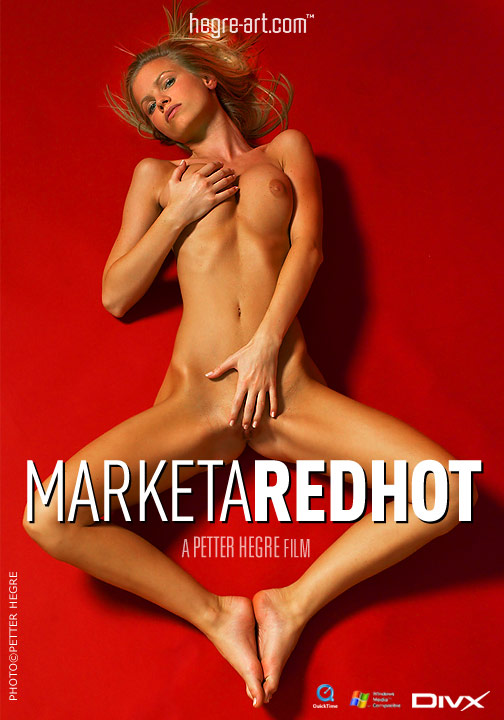Marketa - `#73 - Red Hot` - by Petter Hegre for HEGRE-ART VIDEO