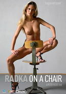 Radka - #86 - On A Chair