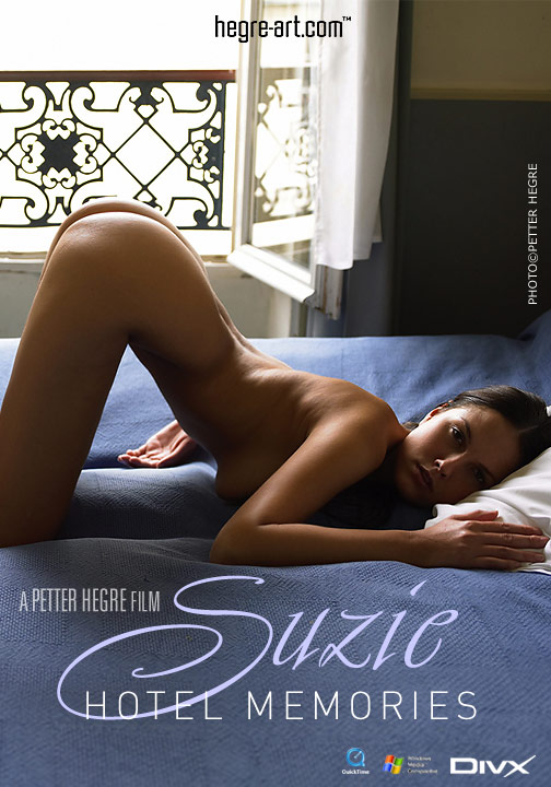 Suzie - `#91 - Hotel Memories` - by Petter Hegre for HEGRE-ART VIDEO