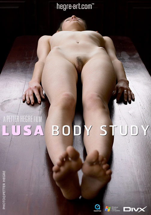 Lusa - `#96 - Body Study` - by Petter Hegre for HEGRE-ART VIDEO