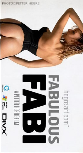 Fabi - `#99 - Fabulous Fabi` - by Petter Hegre for HEGRE-ART VIDEO