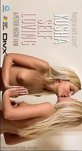Kusha - `#102 - Self-Loving` - by Petter Hegre for HEGRE-ART VIDEO