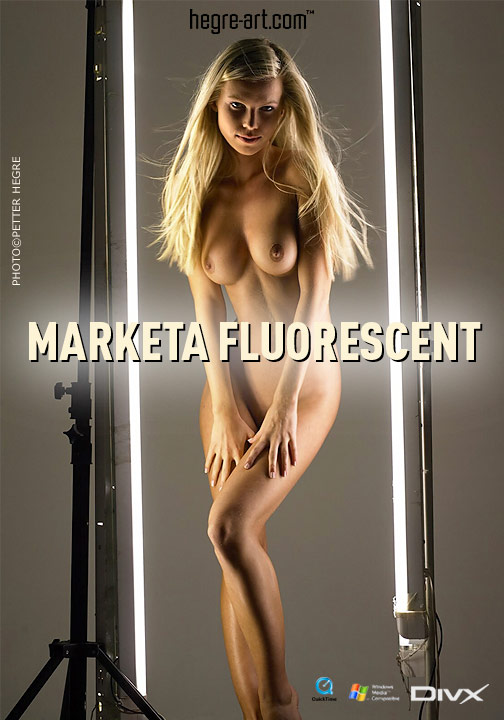 Marketa - `#116 - Fluorescent` - by Petter Hegre for HEGRE-ART VIDEO