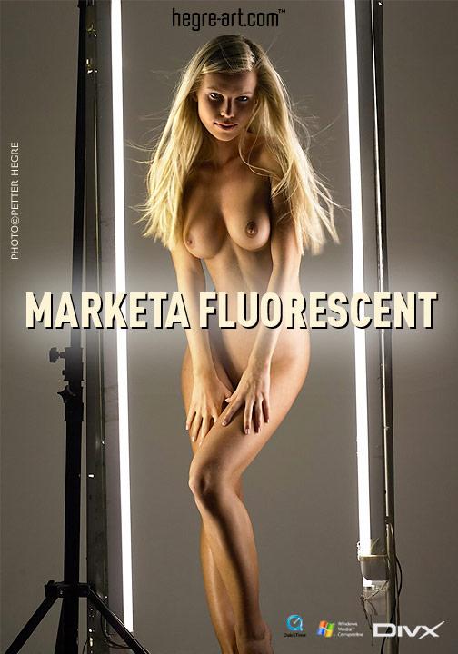 Marketa - `#116 - Fluorescent` - by Petter Hegre for HEGRE-ART VIDEO