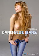 Caro in #123 - Blue Jeans video from HEGRE-ART VIDEO by Petter Hegre
