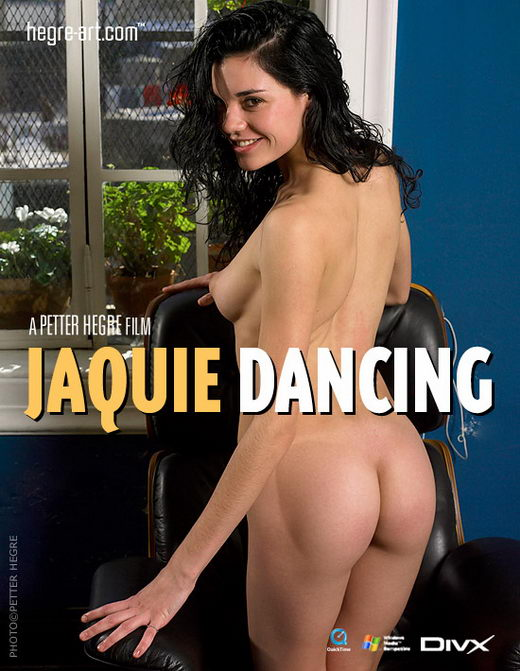 Jaquie - `#128 - Dancing` - by Petter Hegre for HEGRE-ART VIDEO