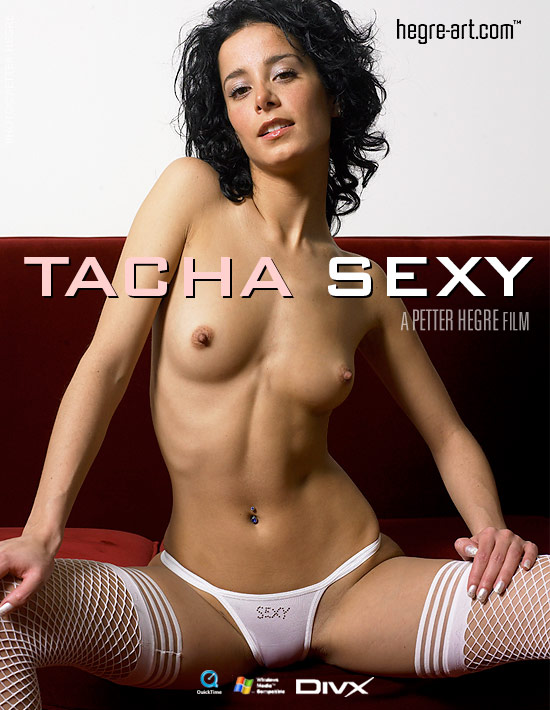 Tacha - `#129 - Sexy` - by Petter Hegre for HEGRE-ART VIDEO