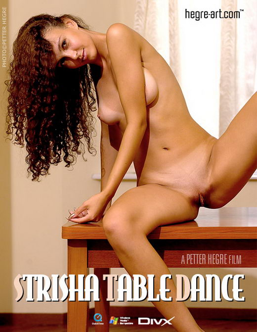 Strisha - `#135 - Table Dance` - by Petter Hegre for HEGRE-ART VIDEO