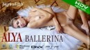Alya in #169 - Ballerina video from HEGRE-ART VIDEO by Petter Hegre
