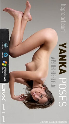 Yanka - `#171 - Poses` - by Petter Hegre for HEGRE-ART VIDEO