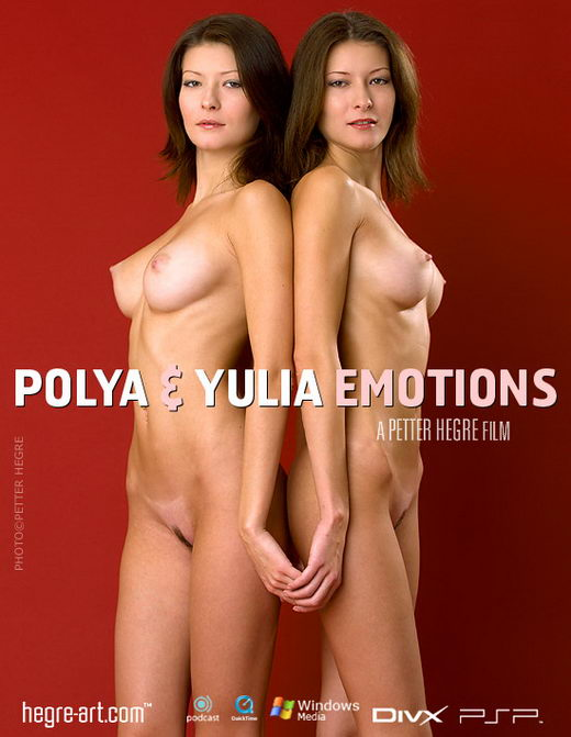 Polya & Yulia - `#194 - Emotions` - by Petter Hegre for HEGRE-ART VIDEO