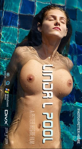 Linda L - `#197 - Pool` - by Petter Hegre for HEGRE-ART VIDEO