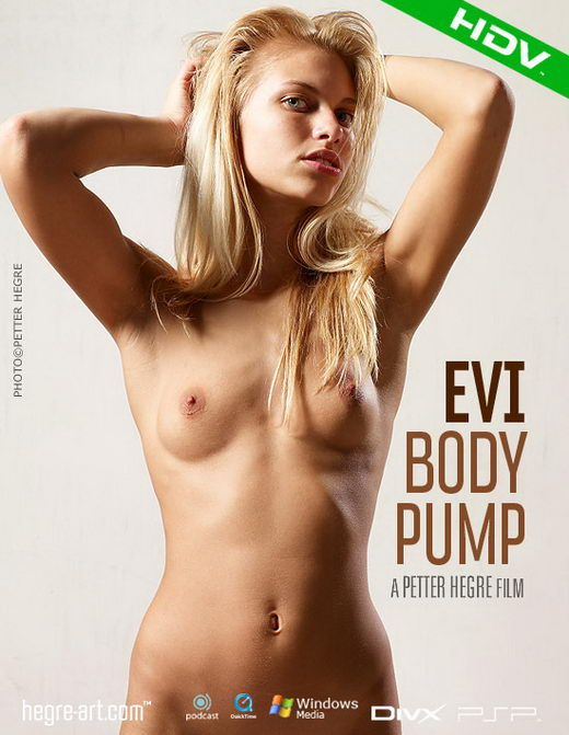 Evi - `#198 - Body Pump` - by Petter Hegre for HEGRE-ART VIDEO