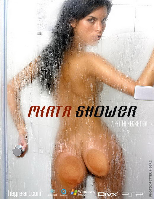 Mirta - `#202 - Shower` - by Petter Hegre for HEGRE-ART VIDEO