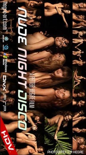 Angelica & Paulina & Linda L - `#204 - Nude Night Disco` - by Petter Hegre for HEGRE-ART VIDEO