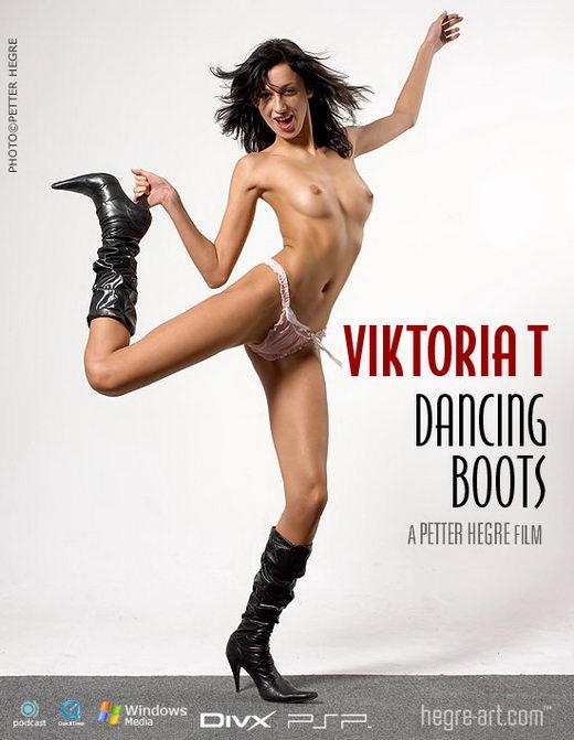 Viktoria - `#213 - Dancing Boots` - by Petter Hegre for HEGRE-ART VIDEO