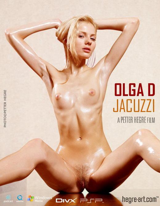 Olga D - `#214 - Jacuzzi` - by Petter Hegre for HEGRE-ART VIDEO