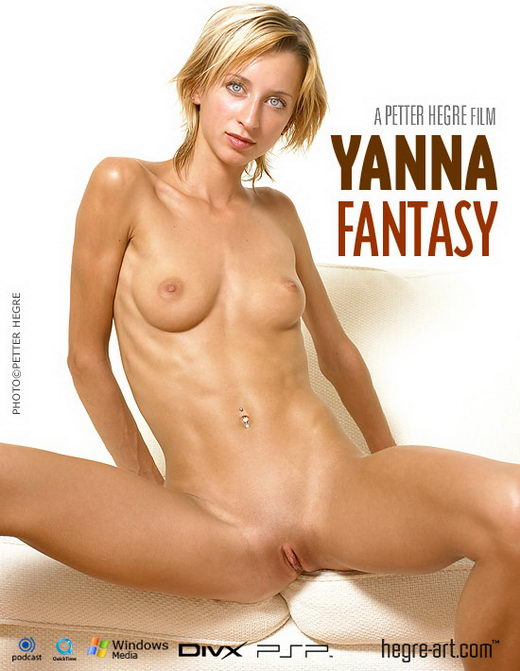 Yanna - `#217 - Fantasy` - by Petter Hegre for HEGRE-ART VIDEO
