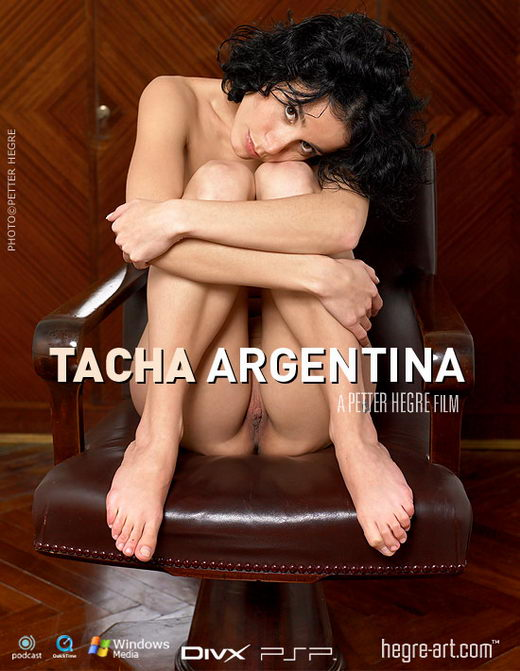 Tacha - `#218 - Argentina` - by Petter Hegre for HEGRE-ART VIDEO