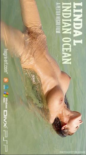 Linda L - `#222 - Indian Ocean` - by Petter Hegre for HEGRE-ART VIDEO
