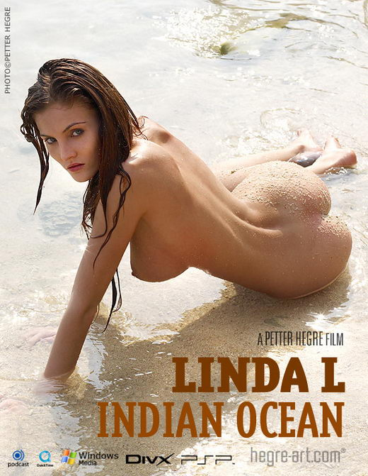 Linda L - `#222 - Indian Ocean` - by Petter Hegre for HEGRE-ART VIDEO